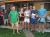 2. Platz: Die invalide Schlechtschmetterfront - Karoline Winter, Florian Hameder, Marco Simon, Nico Reishofer