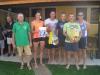 1. Platz: Block Nix - Birgit Fluch, Marcus Rutzky, Jürgen Bahr, Leo Häusler